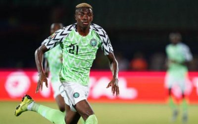 Nigeria's Osimhen ruled out of Sierra Leone rematch
