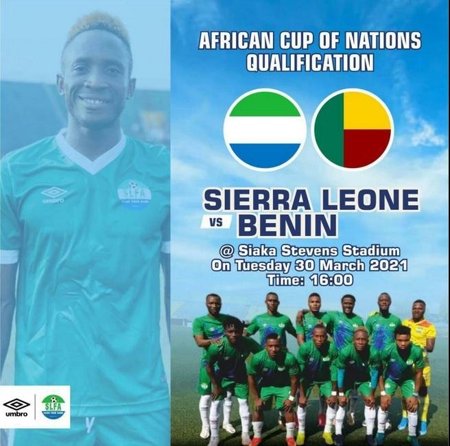 Sierra Leone vs Benin
