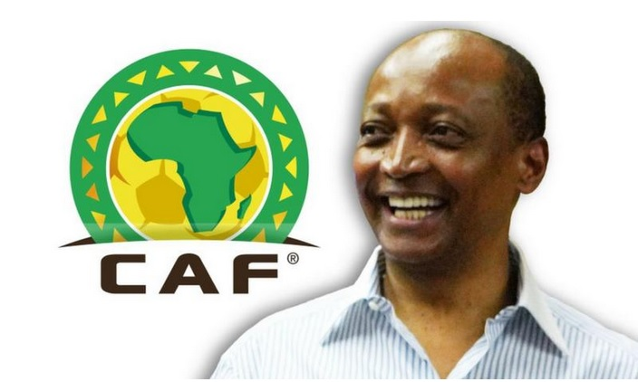 South African Patrice Motsepe outlines aims as new Caf president