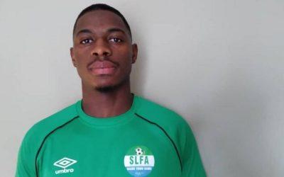 Sullay Kaikai: Former Crystal Palace player ready for Sierra Leone debut