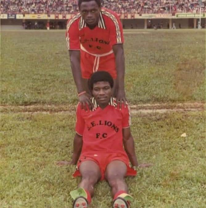 The Ghanaian influence on Sierra Leone football in the 80s